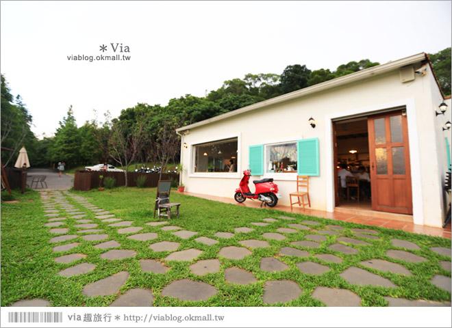 【台中夜景餐廳推薦】台中龍貓夜景~MITAKA 3e Cafe◎大推薦的台中約會地點♥ 14