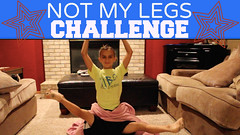 Thumbnail image for Not My Legs Challenge