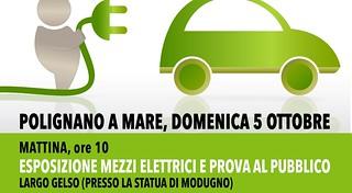 evento mobilità sostenibile polignano m5s