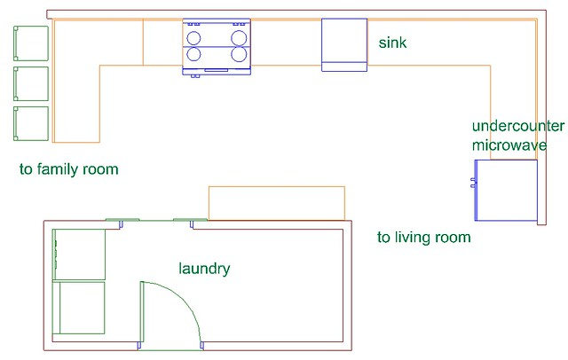 Final Kitchen Plan
