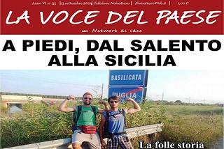 Noicattaro. Prima pagina n. 35-2014 front