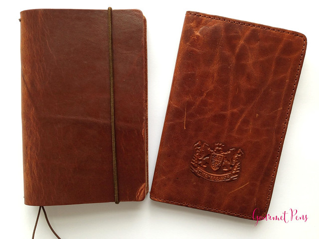 Review: @ColsenKeane Scotch Grunge Field Notes Leather Cover