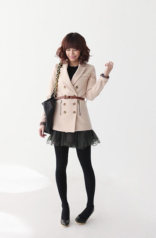 Mix đồ thời trang Thu Đông 2014 CỰC ấn tượng 19