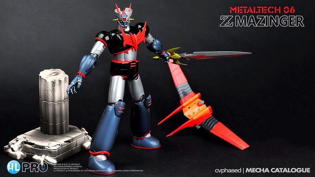 Metaltech Z MAZINGER