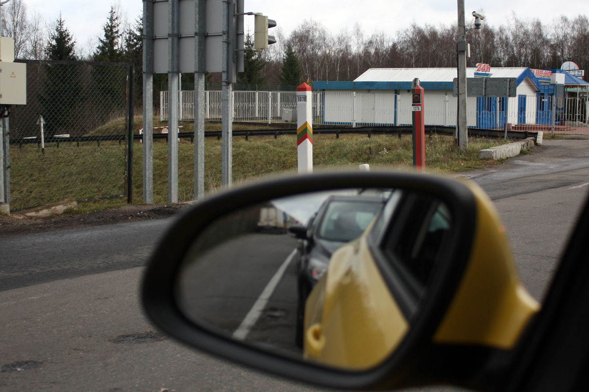 Belarus-Lithuanian Border