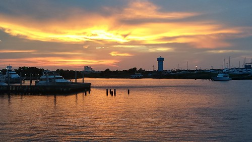 sunset mississippi harbor samsung smartphone biloxi android waterscape ilobsterit