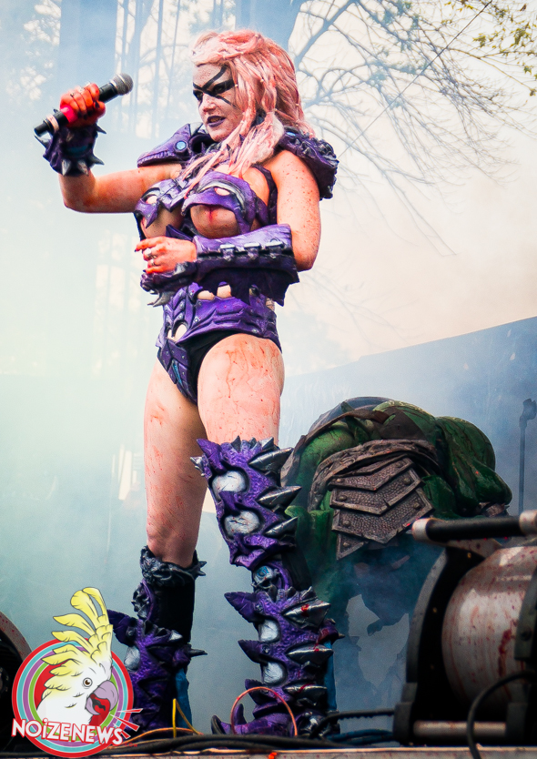 GWAR featuring VULVATRON