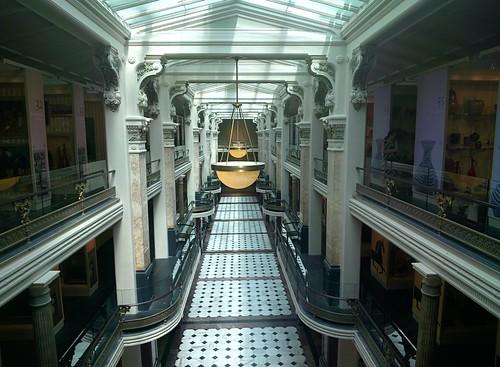 #Smithsonian American Art Museum #throughglass #reynoldscenter #dc