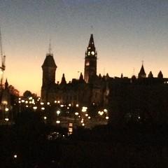 #ParliamentHill at night from the @OntarioHBA Awards! #LifeStoreys
