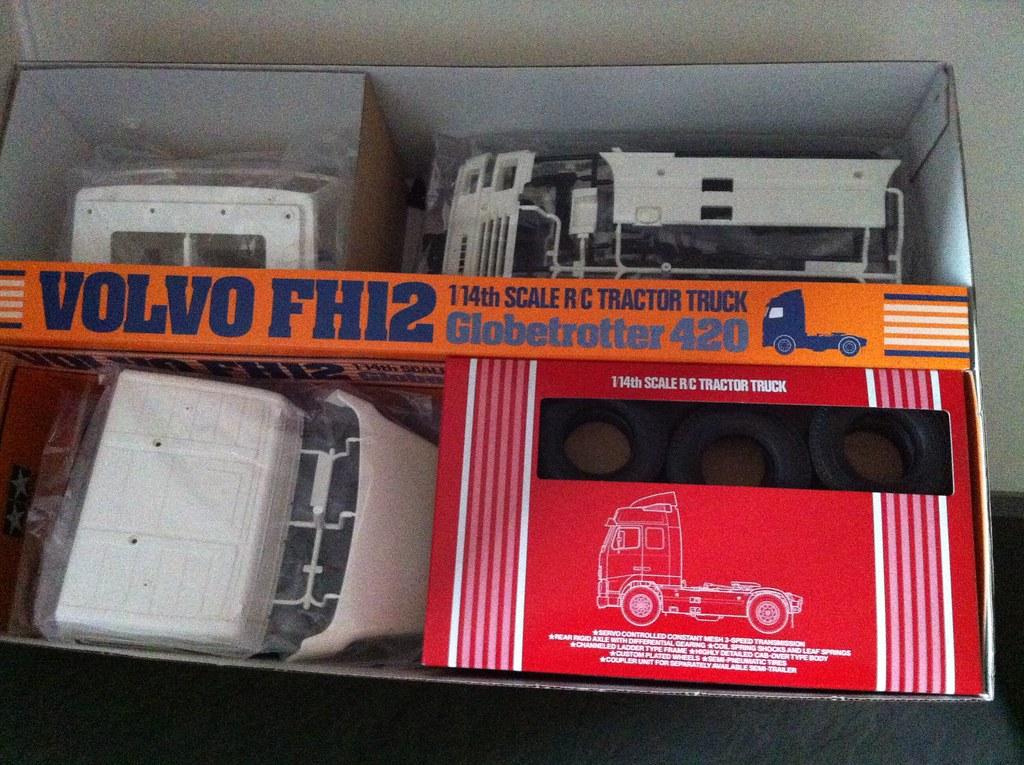 Otra sueca en Luxemburgo: esta vez un Volvo FH12 15353371075_45f61515d5_b