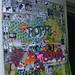 Prévias do Uberinvasão-3- 2014 Reutilizando mega cartaz de outra exposição Confesso que não consigo ficar sem colar... este tanto de adesivos que tenho em mãos... :D :D by ROPRE2014