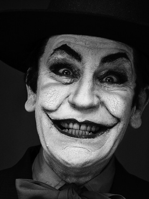 Sandro Miller, Herb Ritts : Jack Nicholson, London (1988) (A), 2014
