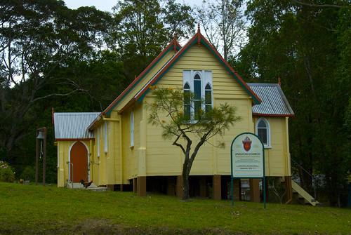 St Barnabas Anglican Church Upper Lansdowne