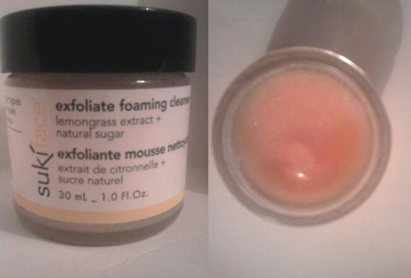 Suki Exfoliate Foaming Cleanser Review