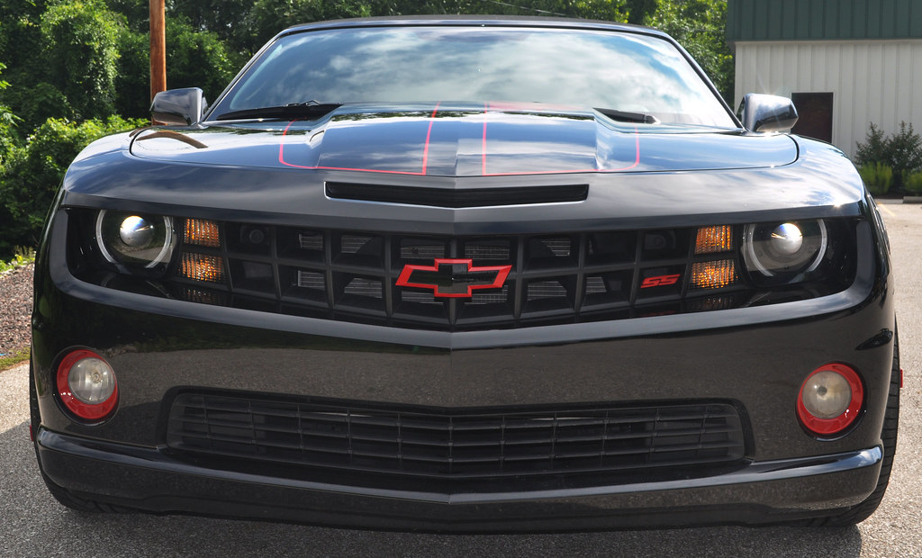 5th Gen Camaro Custom Stripes