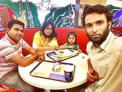 #meanwhile #yesterday Khub khida lag cilo @KFC Eastern Plaza