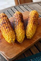 maïs à la mayonnaise