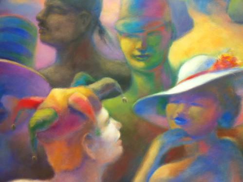 Raed Al-Rawi painting