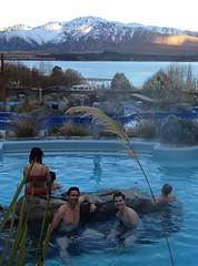 Tekapo - Tekapo Springs