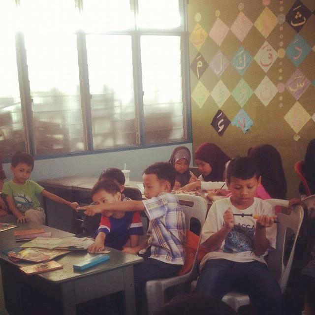 Storytelling - July 1 2012