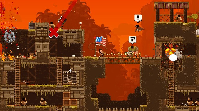 Broforce May Update - Screen 8