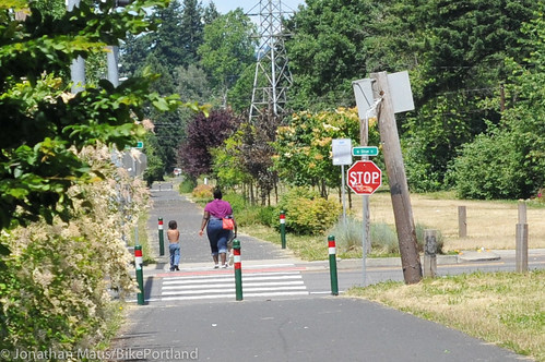 Gresham-Fairview Trail at SE Stark