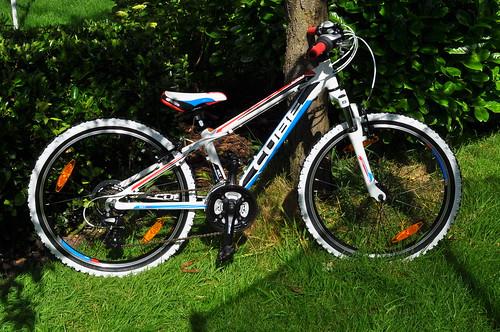 Boys 20 Inch Bike >> Cube 240 kids mountain bike