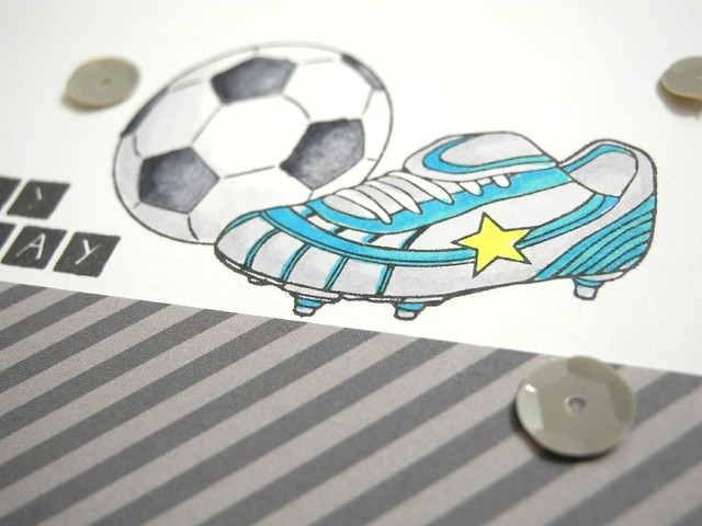Soccer Birthday (detail)