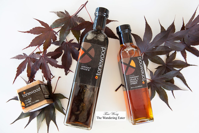 Tonewood Maple Syrups and Maple Cube