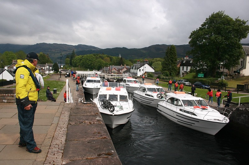 Fort Augustus and the Caledonian Canal (130)