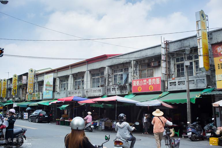 台南私藏景點--麻豆助碗粿、林媽媽鍋燒意麵、龍泉冰店 (25)