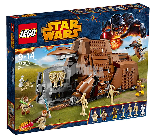LEGO Star Wars 75058 - MTT