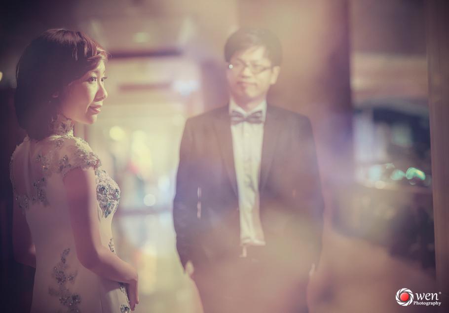 婚攝 台北 婚禮紀錄 福華飯店蓬萊廳 新祕惠玉 台北和平基督長老教會 Chris & Patty