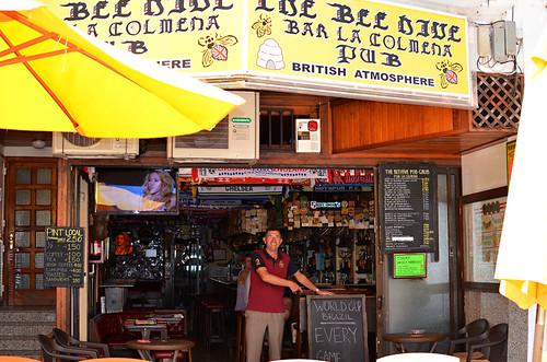The Beehive Pub, Puerto de la Cruz