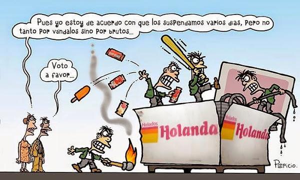 para los que siguen ardidos México-Holanda
