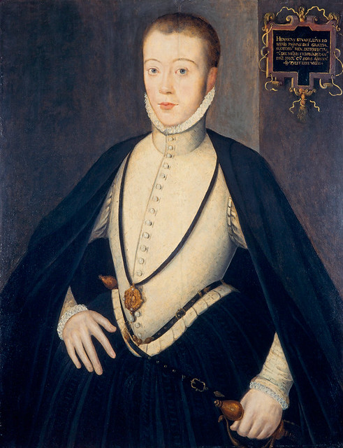 Henry Stuart, Lord Darnley (1545–67)