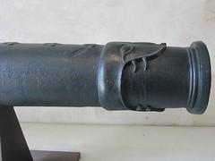 weapon, gun barrel, cannon,
