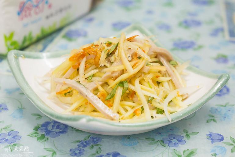 台南私藏景點--玉井各式越南小吃 (9)