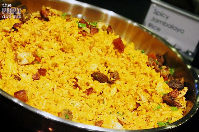 Spicy Jambalaya Rice