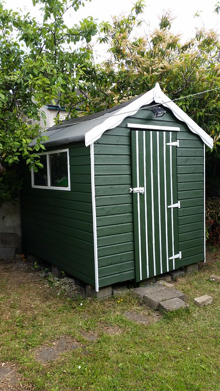 Chic Shed - Encore!! (Time for a beer!)