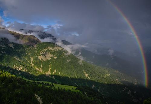 Arcobaleno Val Chisone Orsiera Rocciavrè