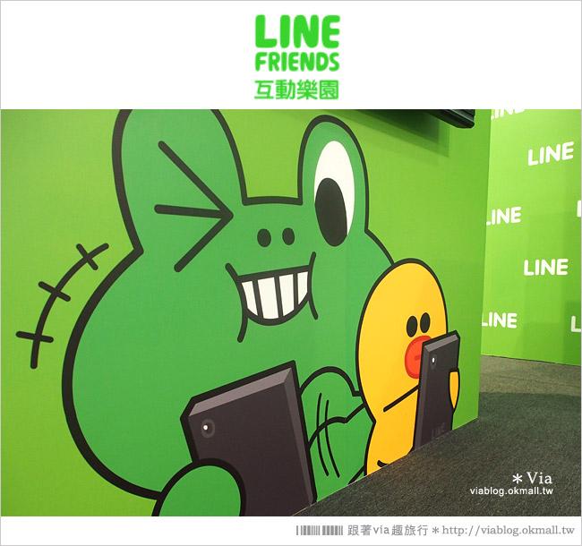 【台中line展2014】LINE台中展開幕囉!趕快來去LINE FRIENDS互動樂園玩耍去!(圖爆多)59