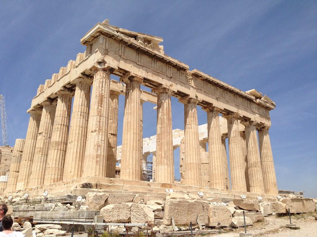 Athens- Parthenon
