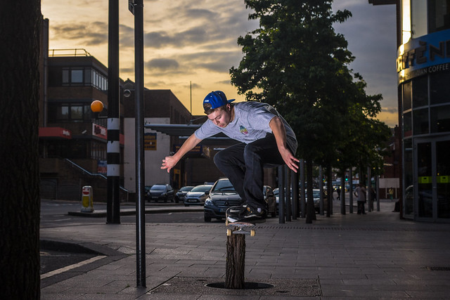 Chris Healey - Ollie