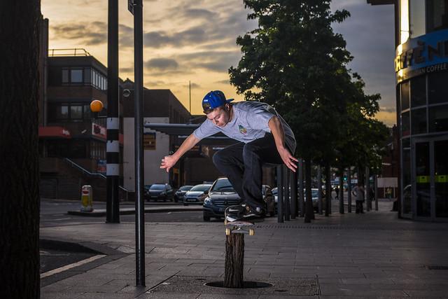 Chris Healey - Ollie
