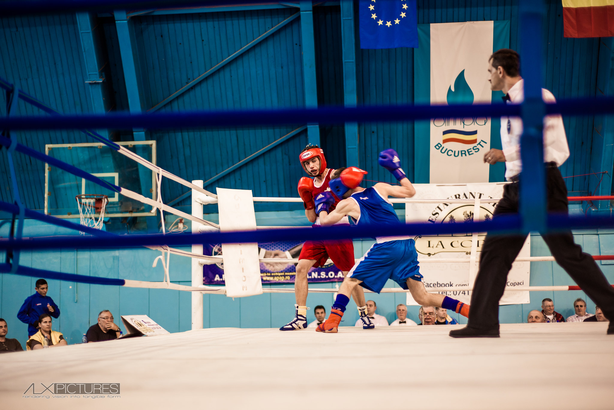 Boxing - Young league