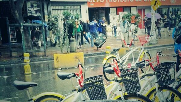 Cra. 7, Bogota