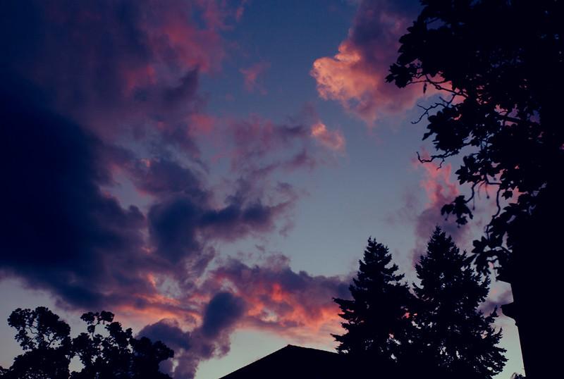 23/365 - Berlin sky tonigh