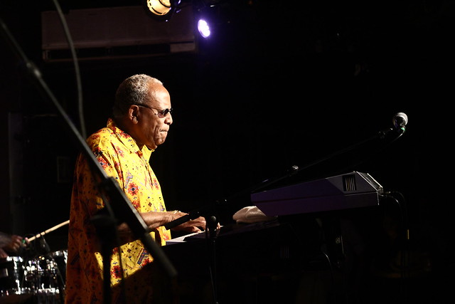 [Report] Lonnie Liston Smith & The Cosmic Echoes au New Morning