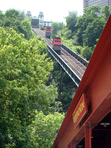 Duquesne Incline, June 26th 2014